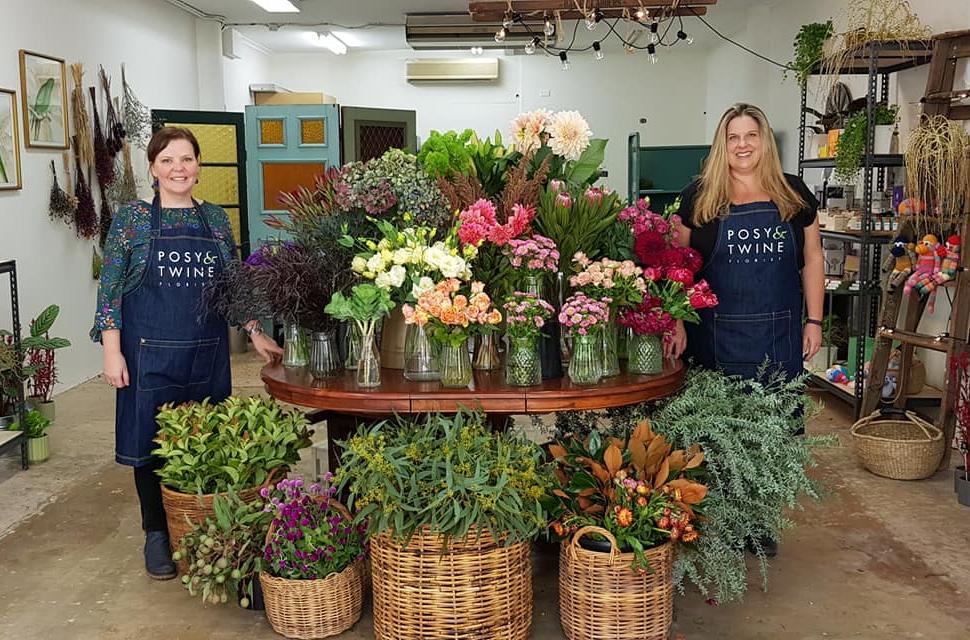 , About, Posy & Twine Florist